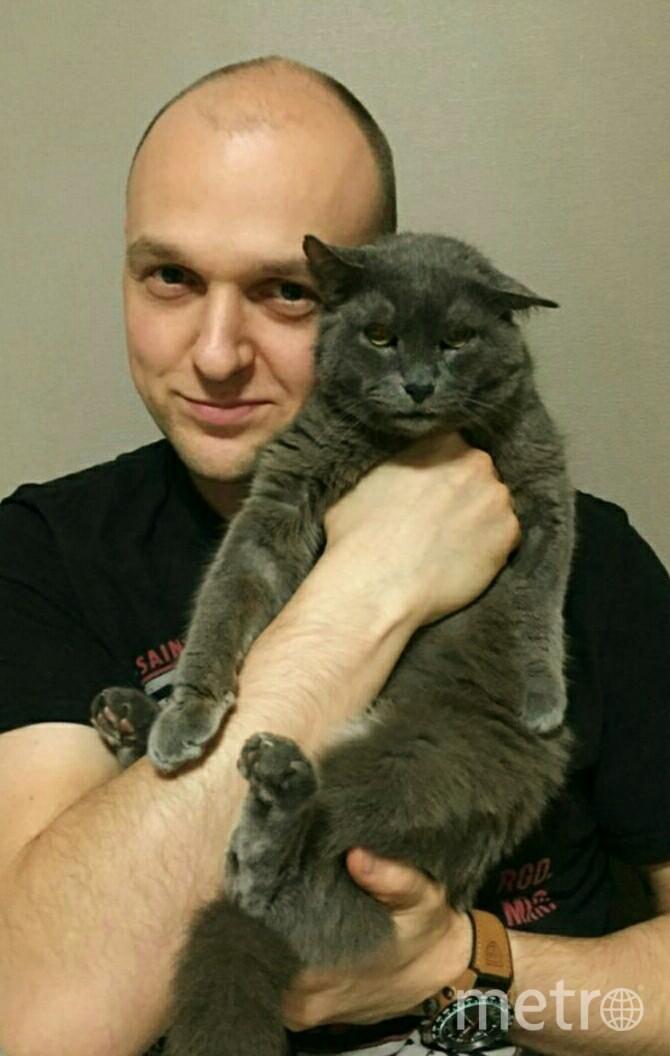 Кирилл Карнаухов. Фото Республика Кошек