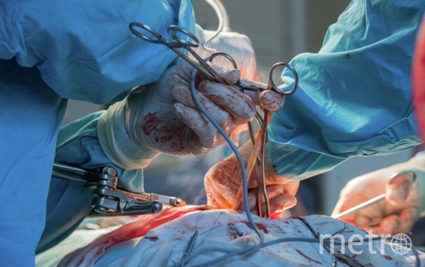 Столичные врачи борятся за жизнь пациента (архивное фото). Фото РИА Новости