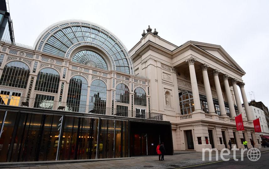 Королевский оперный театр в Лондоне. Фото Getty