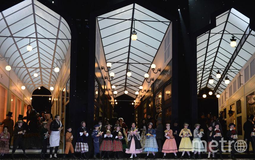 В Королевском оперном театре. Фото Getty
