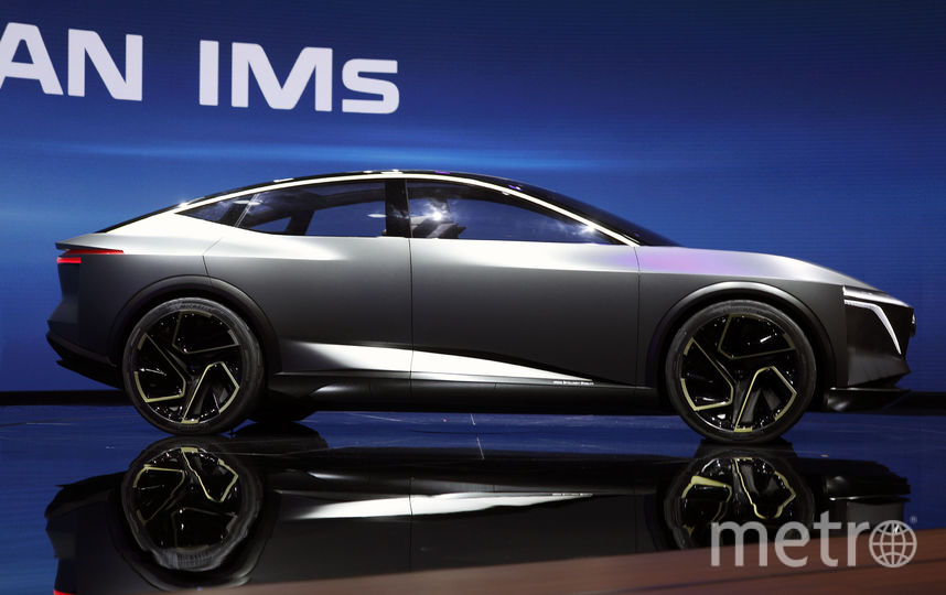 North American International Auto Show-2019. Nissan IMS Concept. Фото Getty
