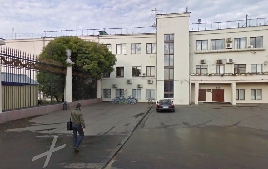 Так здание выглядит сейчас. Фото Скриншот www.google.com/maps/