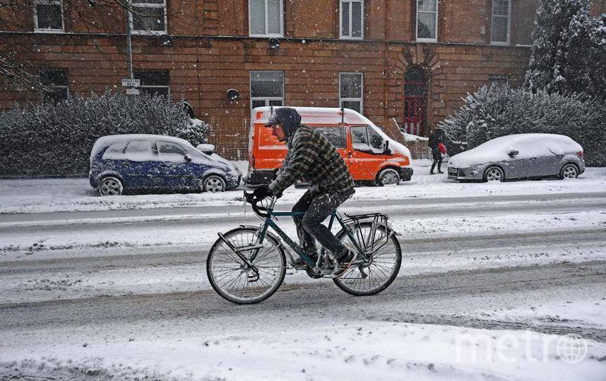 Непогода обрушится на Петербург в четверг. Фото Getty