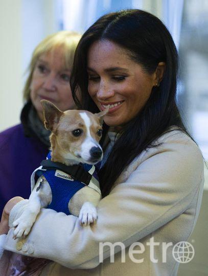 В этот же день Меган Маркл побывала в благотворительной организации. Фото Getty