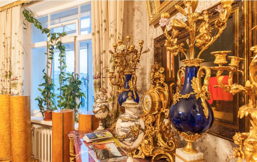 """Квартира, где жил Дмитрий Шостакович. Фото """"Мир квартир"""""""