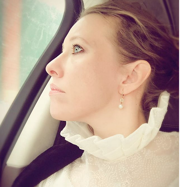 Ксения Собчак, фотоархив.