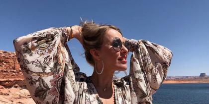 Влюблена не в мужа: Ксения Собчак поделилась фотодоказательством