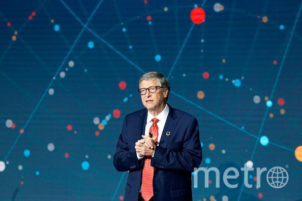 Билл Гейтс. Фото Getty