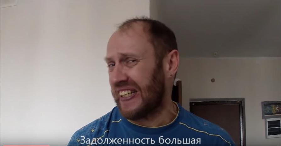 Алексей Ивлев, его обращение к неравнодушным с просьбой о помощи. Фото из личного архива Алексея Ивлева