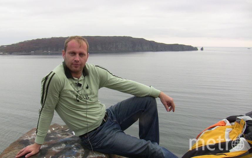 Алексей Ивлев – болезнь ещё не сказалась на его внешнем виде. Фото из личного архива Алексея Ивлева