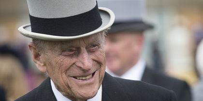 Муж Елизаветы II принц Филипп попал в ДТП
