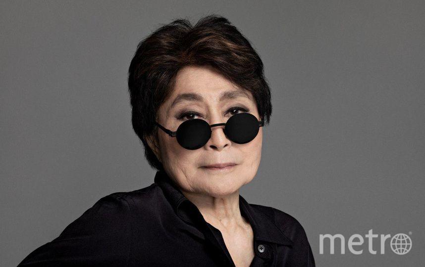 Йоко Оно, 2018. Фото Matthew Placek | Yoko Ono, Предоставлено организаторами