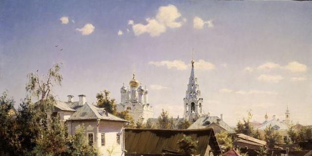 | В. Д. Поленов
