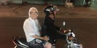 В Красноярске скончалась 91-летняя знаменитая путешественница баба Лена
