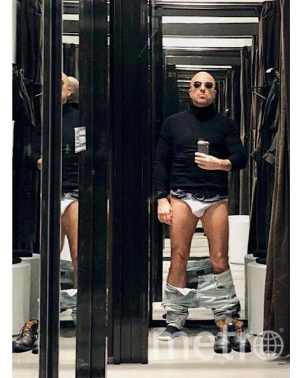 "Фото без штанов Нагиева разлетелись по Сети. Фото https://www.instagram.com/nagiev.universal/, ""Metro"""