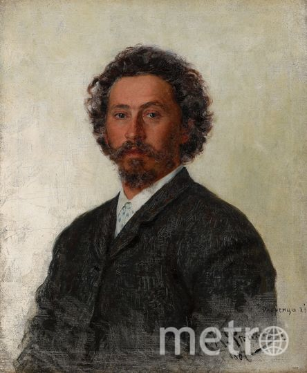 Автопортрет Ильи Репина, 1887. Фото Предоставлено Государственной Третьяковской галереей