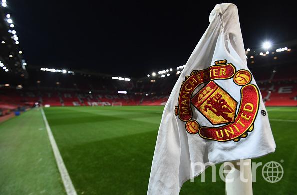 """Манчестер Юнайтед"". Фото Getty"