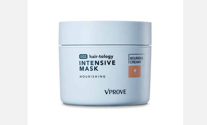 Vprove HAIRTOLOGY INTENSIVE MASK.