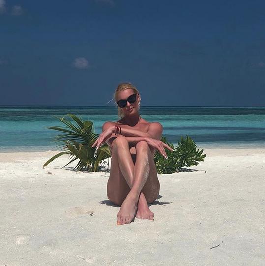 Анастасия Волочкова. Фото скриншот instagram.com/volochkova_art/