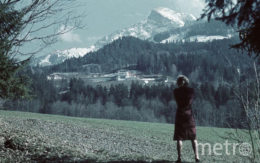 Из жизни Евы Браун и Адольфа Гитлера. Фото Getty