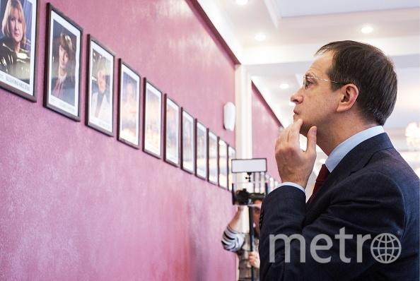 Владимир Мединский. Фото Getty
