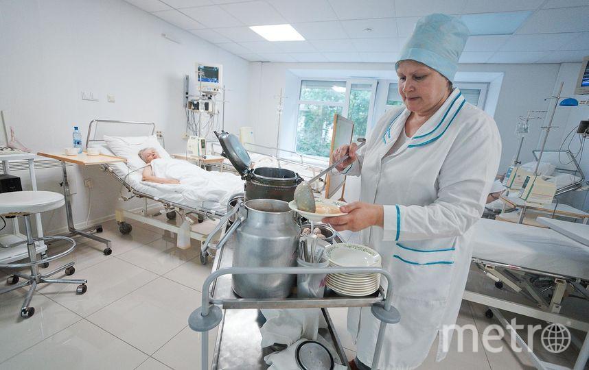 Боткинская больница.