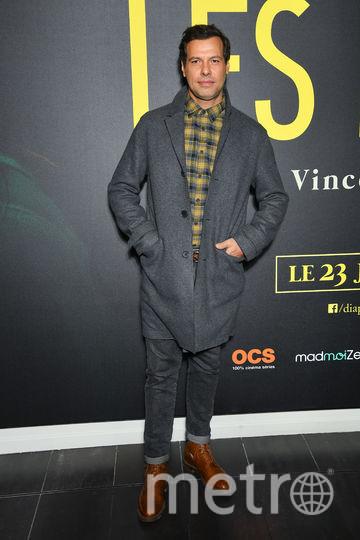 Лоран Лафитт на премьере фильма в Париже. Фото Getty