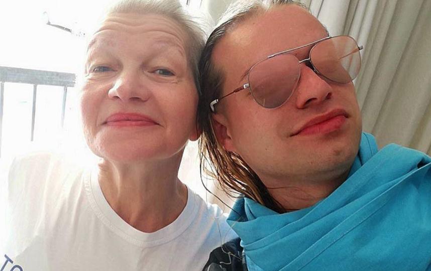 Архив фото из соцсети Гогена Солнцева. Фото instagram.com/solntcev