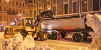 Беглов собрал на ночное совещание глав районов Петербурга из-за снегопада