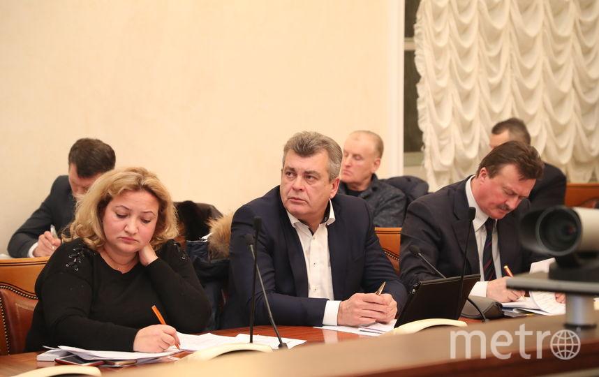 """Ночное совещание в Смольном. Фото gov.spb.ru, """"Metro"""""""
