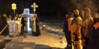 Морозной крещенской ночью в Ленобласти открыли 32 купели: фото