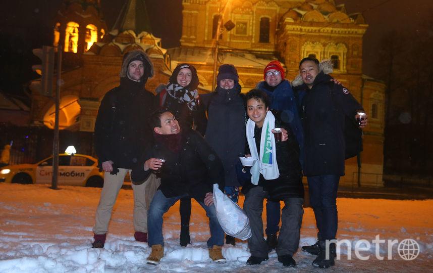 """Йонас, Бьянка, Николь, Георг, Небато, Сато и Оя после купания выглядели по-настоящему счастливыми. Фото Василий Кузьмичёнок, """"Metro"""""""