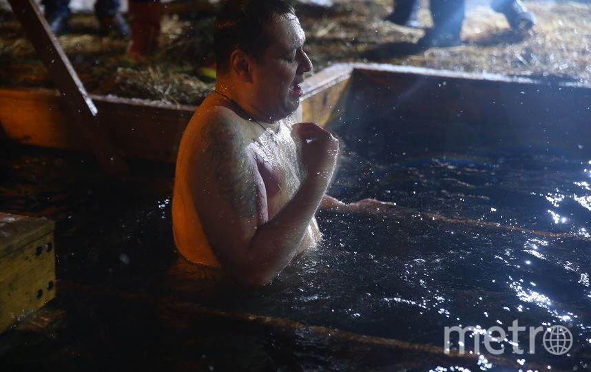 """Крещенские купания. Фото Василий Кузьмичёнок, """"Metro"""""""
