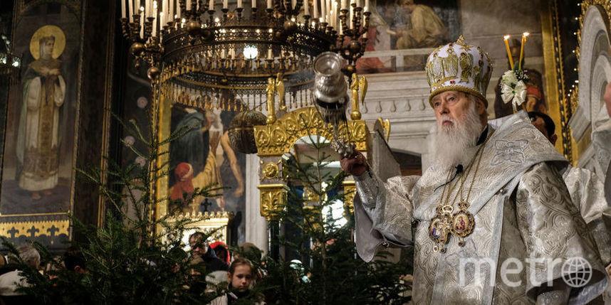 Филарет объявил себя патриархом Киевской и всея Руси - Украины