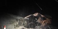 Страшная авария унесла жизнь: под Петербургом авто столкнулись