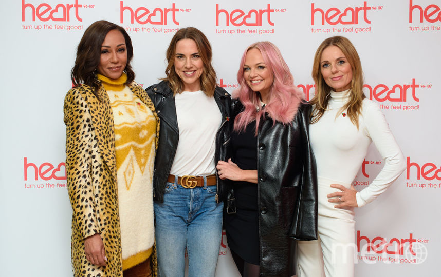 Spice Girls. Фото Getty