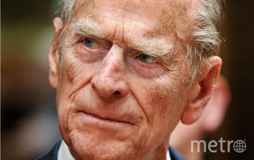 Принц Филипп. Фото AFP