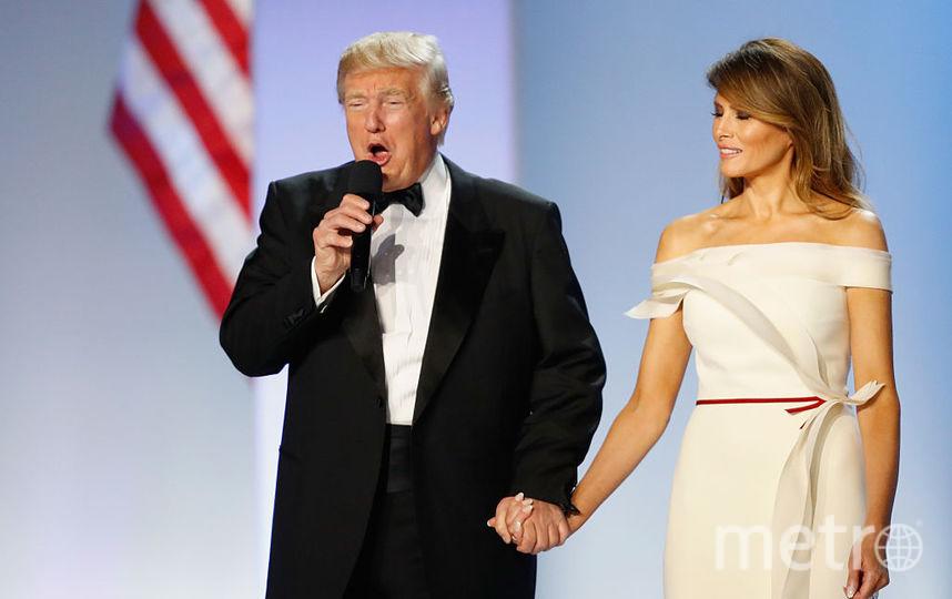 Дональд и Мелания Трамп, фотоархив. Фото Getty