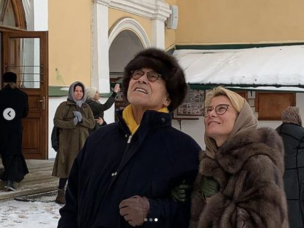 Скриншот instagram.com/juliavysotskayaofficial/?hl=ru.