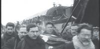 Гроб с телом Владимира Ленина несли обычные люди