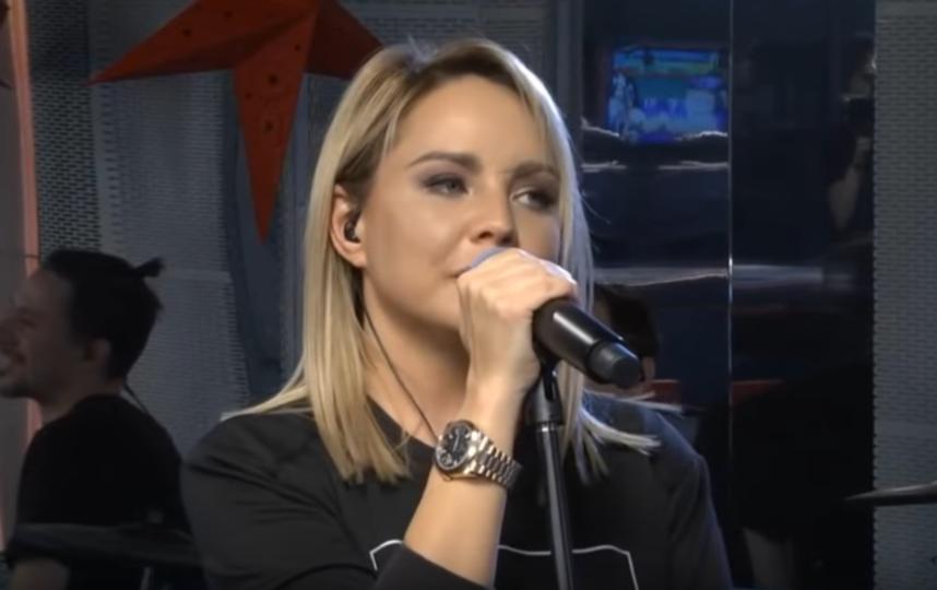 Певица Максим. Фото Скриншот Youtube