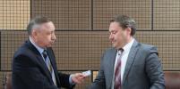 Беглов представил нового главу комитета территориального развития