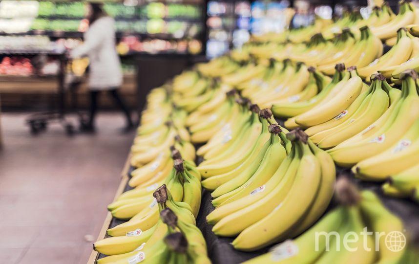 В Петербурге в контейнере с бананами нашли 50 кг кокаина. Фото Pixabay