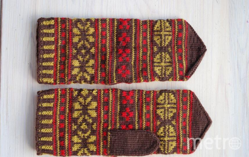 Ижорские рукавицы Троицемяки. Фото Предоставлено организаторами
