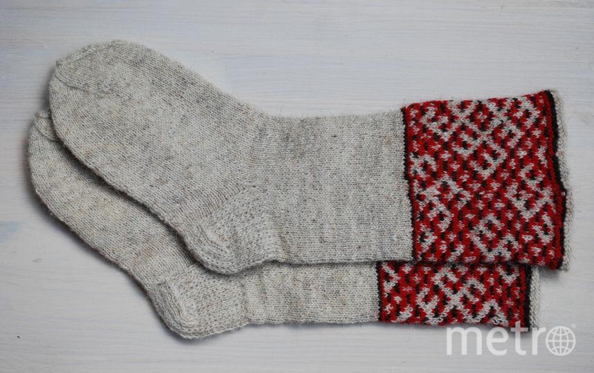 Финские носки из Туутари. Фото Предоставлено организаторами