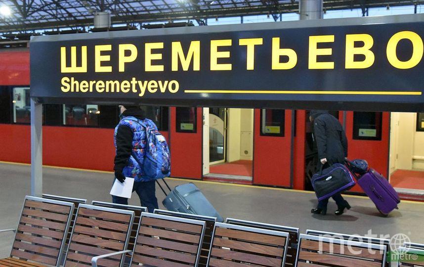 СК проводит проверку по факту выезда самолёта за пределы ВПП в Шереметьево. Фото Василий Кузьмичёнок