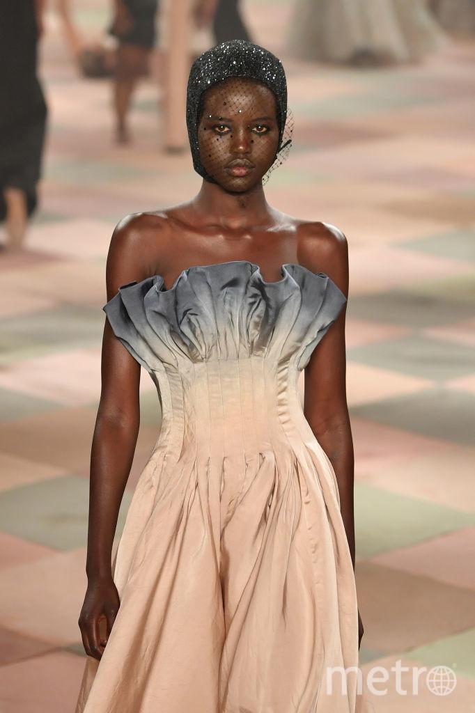 Показ Dior. Фото Getty