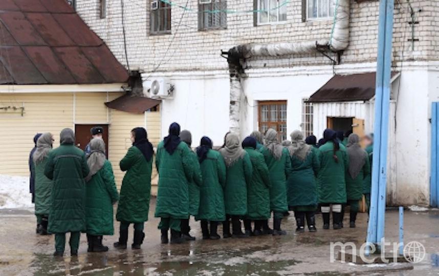 Женщины-заключённые. Фото kamchatka.sledcom.ru
