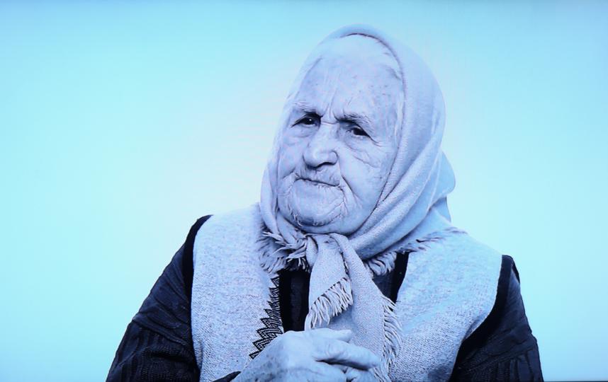 Мария Теребилова. Фото Предоставлено Российским еврейским конгрессом, Василий Кузьмичёнок