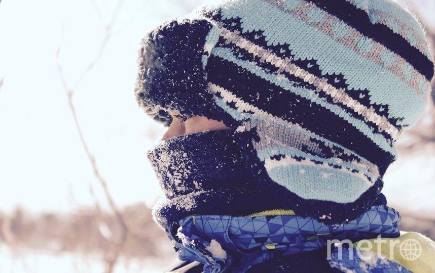 Полицейские спасли замерзающую пятилетнюю девочку в Красноярском крае.